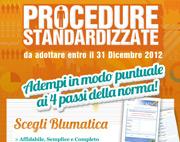 Procedure Standardizzate: il Primo Software