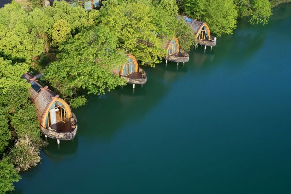 5 boat rooms per una vacanza sull'acqua a contatto con la natura