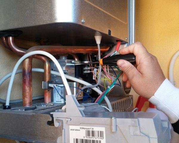 Impianti sicuri e manutenzione caldaia