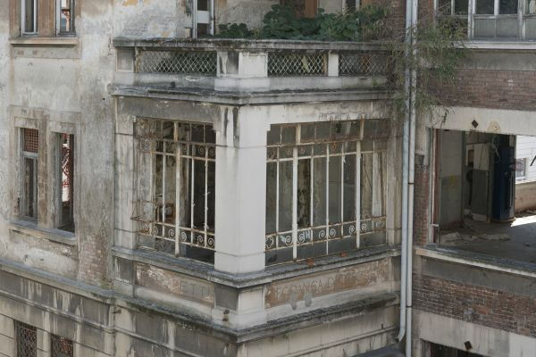 Ex Fabbrica Borletti a Milano