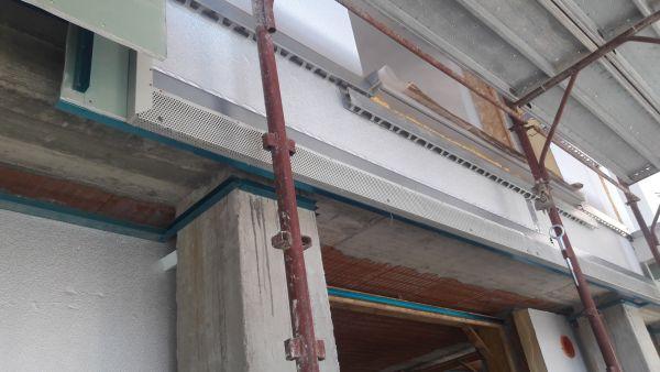 Isotec Parete scelto per l'isolamento termico del complesso residenziale 9+9 Housing Units