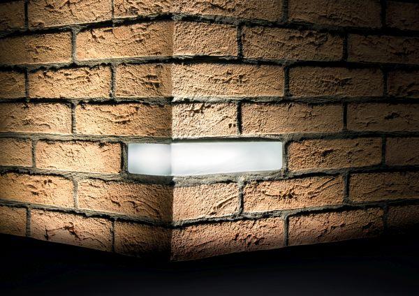 brick light,  nuovo mattone luminoso proposto da Simes