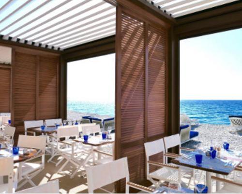 BT GROUP firma Le Galet il nuovo ristorante sur la plage