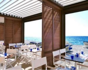 BT GROUP firma 'Le Galet' il nuovo ristorantesur la plage