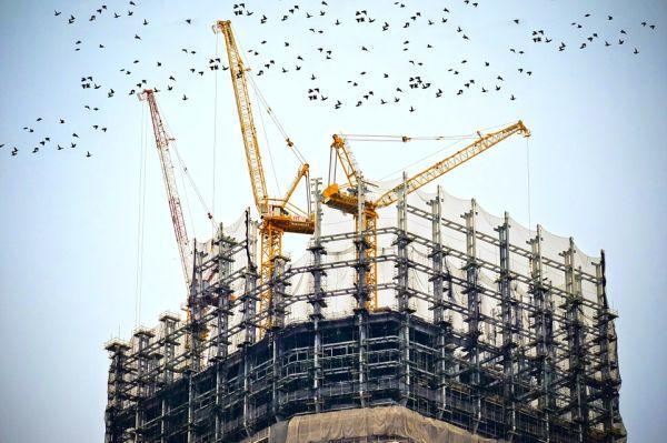 La riqualificazione traina il settore delle costruzioni