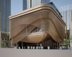 Foster + Partners e Heatherwick progettano il Bund Finance Center a Shangai