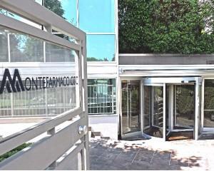 Isolamento termico dell'ambiente interno con la porta girevole