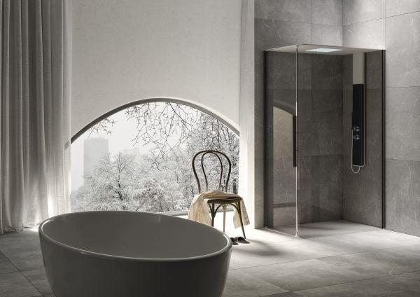 Nuove Cabine doccia Bobox di relax, benessere e design