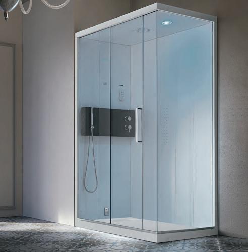 Cabina doccia Soul del Gruppo Geromin