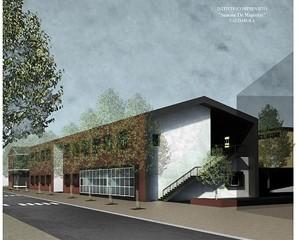 Progetto IUAV per la ricostruzione della scuola nelle Marche