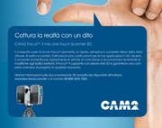 Rilievo e documentazione 3D di edifici e cantieri con CAM2 Focus3D