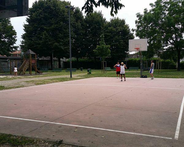 Mapei partner del progetto per la riqualificazione dei campi da basket di Milano