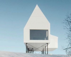 High House, uno chalet residenziale