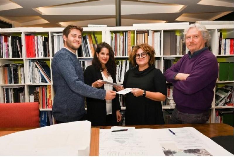 I vincitori del concorso di progettazione per il nuovo Studentato Villavetro
