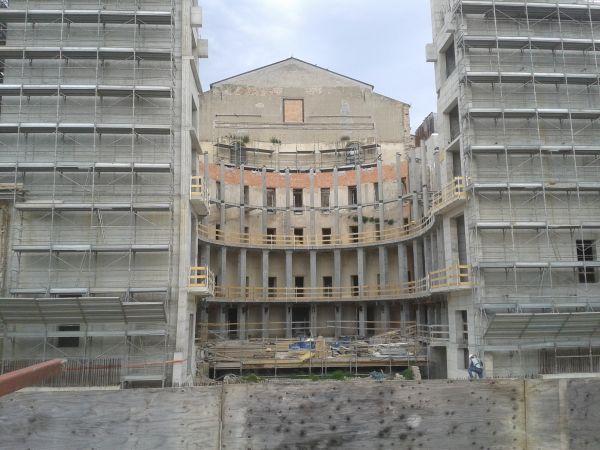 Il Restauro del teatro Galli di Rimini