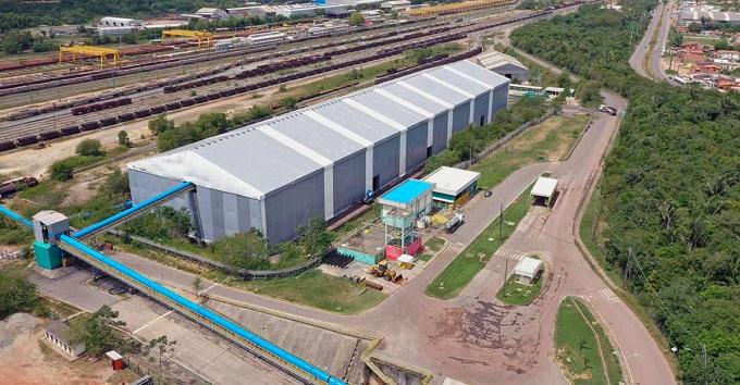 Kopron realizza il capannone in telo più grande dell'America Latina
