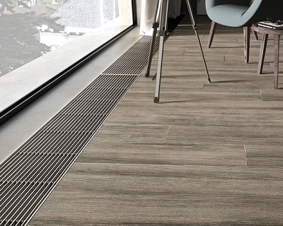 Ventilconvettore carisma floor ccp ecm for Ccp flooring