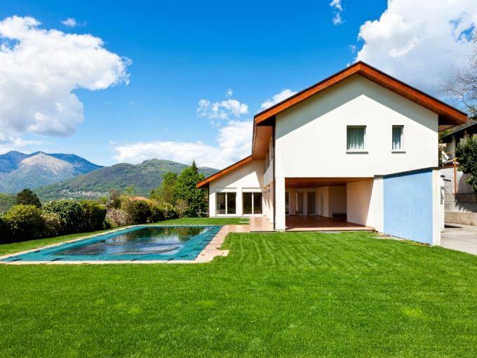 Materiali ed estetica delle case in campagna