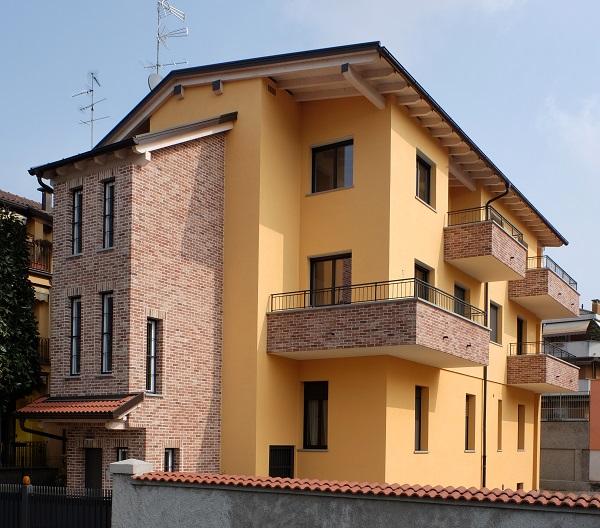 Casa soggetta alla ristrutturazione Nordhaus