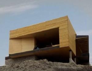 La casa in paglia