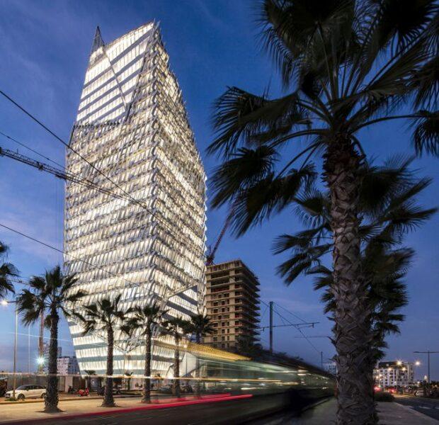Casablanca Finance Tower