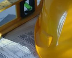 caschetto giallo