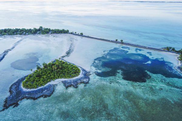 """Concorso YAC """"Kiribati Floating Houses"""""""