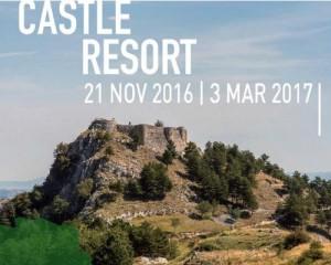 Concorso Internazionale di Architettura 'Castle Resort'