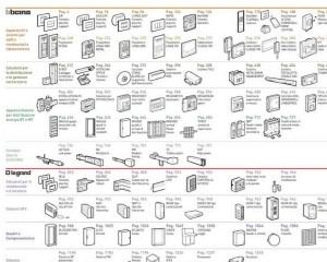 Sistemi BTicino e Legrand  per le infrastrutture elettriche e digitali dell'edificio