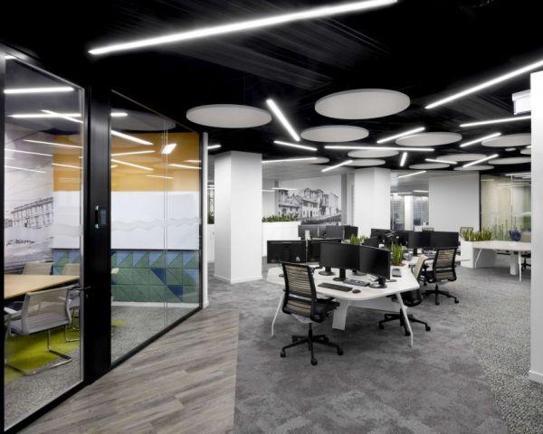 Nuova sede della CBRE all'insegna dell'innovazione e dello smart working