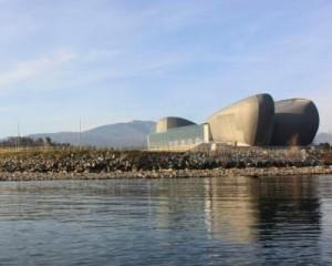 Contemporaneo e scultoreo: ecco il Centro Eventi Multifunzionale Il Maggiore