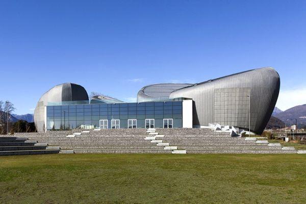Lo spazio del Centro Eventi Multifunzionale è modulabile e flessibile