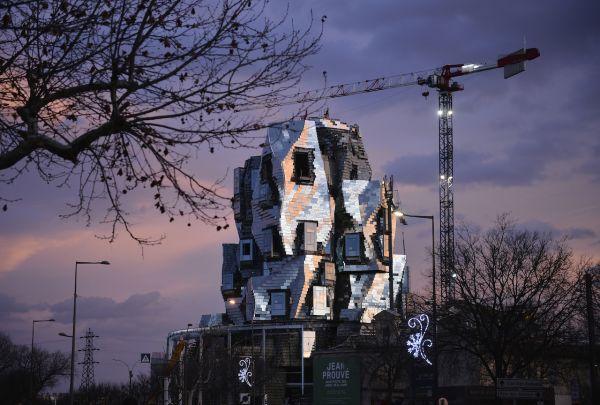 Progetto nuovo centro culturale Arles, la torre