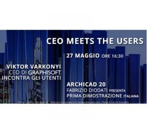 Graphisoft organizza un evento esclusivo per il pubblico italiano