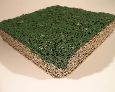 Lastre in ceramica microporose