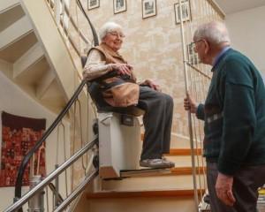 Montascale, la soluzione per disabili ed anziani