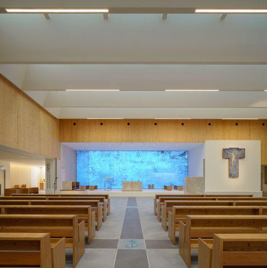 Il complesso parrocchiale Resurrezione di nostro Signore vince il concorso 'Percorsi Diocesani'