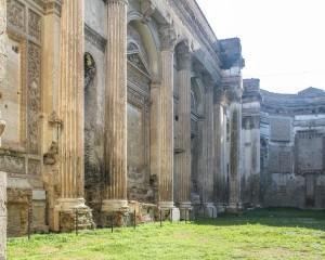 Ex Chiesa di San Francesco a Fano: una rovina IN-ATTESA