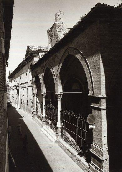 La chiesa di S. Francesco a Fano