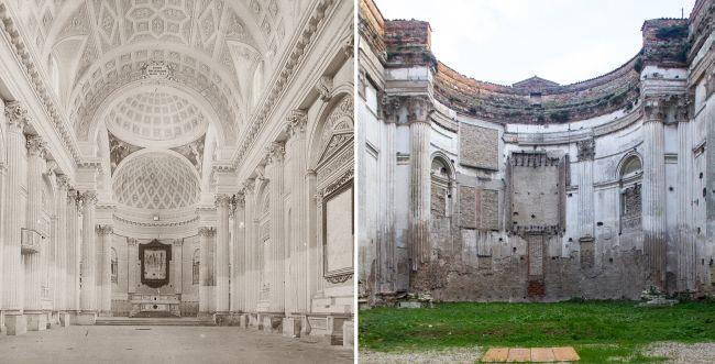 La Chiesa senza tetto di San Francesco a Fano
