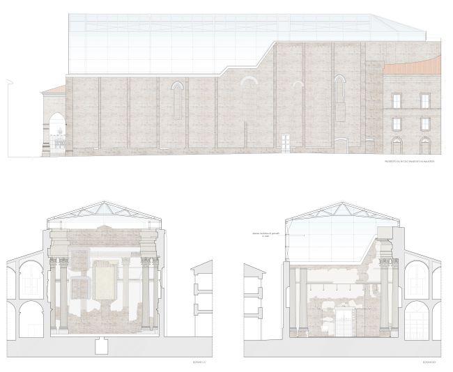 Progetto di recupero del Complesso di San Francesco a Fano