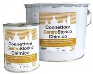 LINEA CENTROSTORICO – CONNETTORE CHIMICO