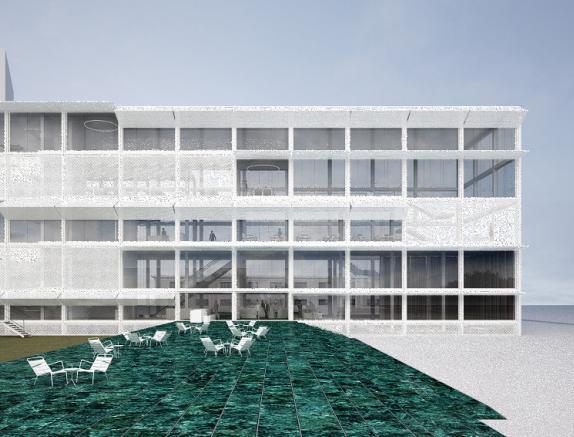 Ufficio Di Un Architetto : Unarchitettura per la città
