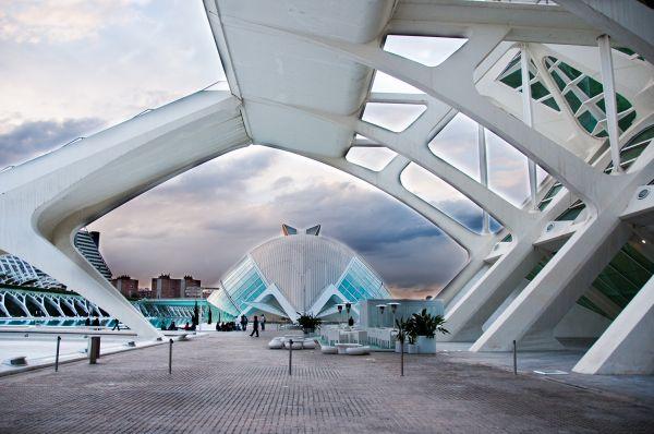 Museo Città delle Arti e delle Scienze, Valencia