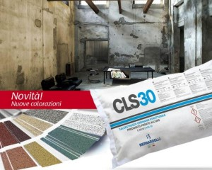 Il colore diventa strutturale con CLS30 di Bernardelli Group