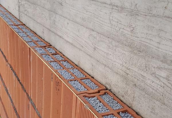 Normablok Più Ponti Termici per la correzione dei ponti termici