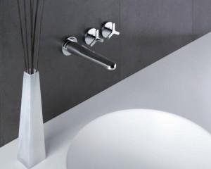 Collezione Beak, rubinetteria elegante e minimalista