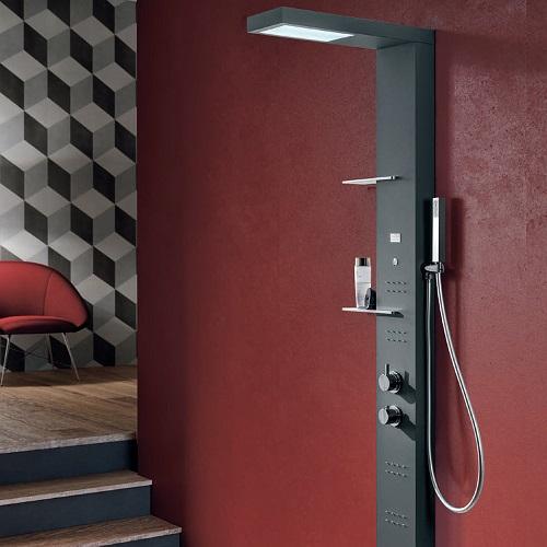 Colonna doccia multifunzione Light