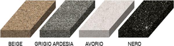Gator Sand HP nelle quattro tonalità disponibili