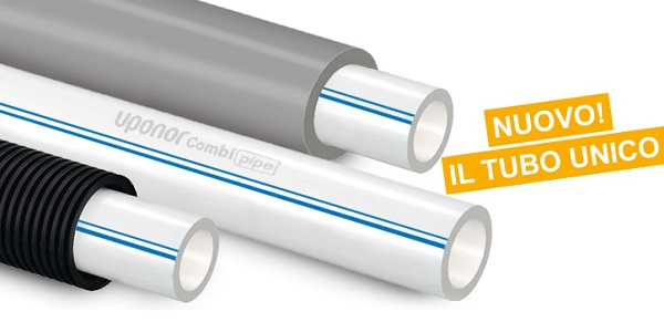 Uponor Combi Pipe